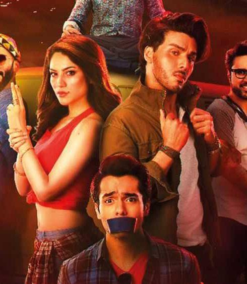 فيلم باكستاني (Chupan Chupai (2017 مترجم