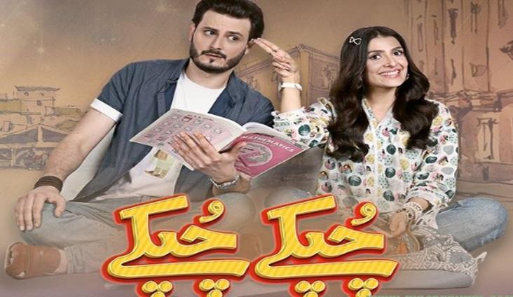 مسلسل باكستاني في صمت مترجم