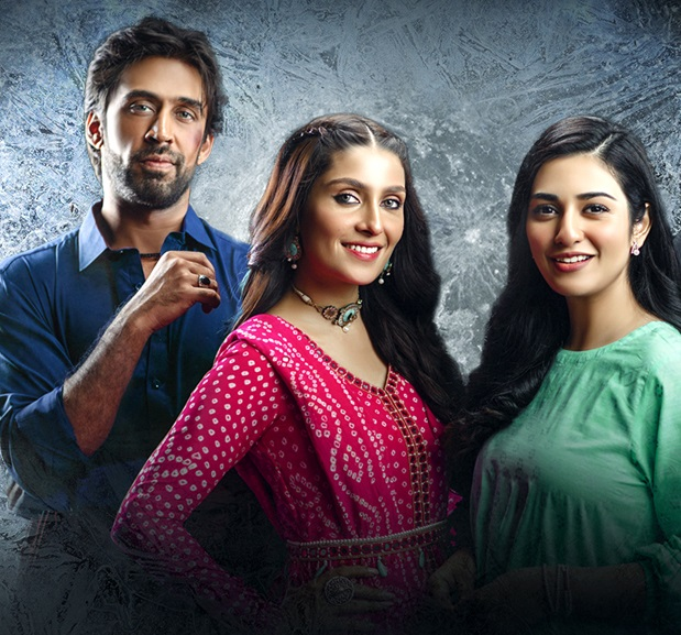 مسلسل باكستاني المجهول مترجم
